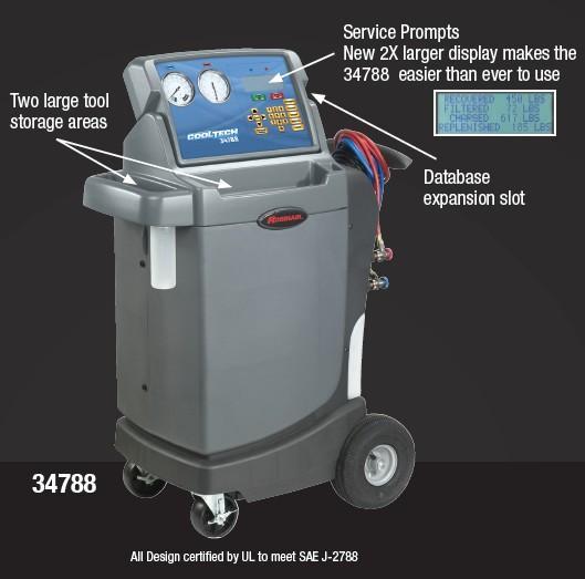 robinair 34724 filter serial number